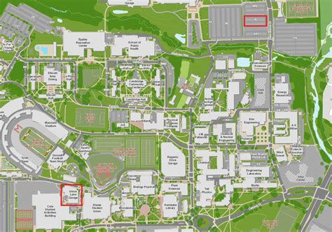 maryland map college park visit us a clark school of engineering