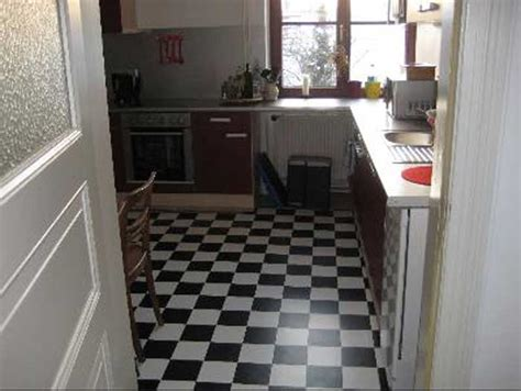 idee fu 223 boden k 252 che - Pvc Für Küche