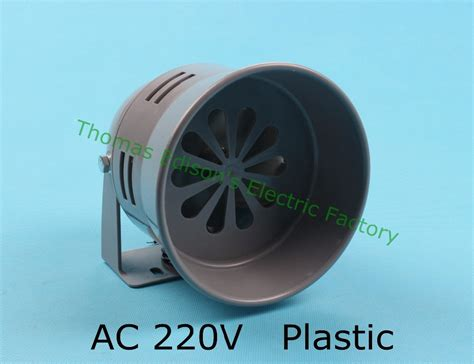 Produk Istimewa Motor Siren 220v Ac Model Ms 290 120db Alarm Sound 220v siren de los clientes compras en l 237 nea 220v siren rese 241 as sobre aliexpress grupo