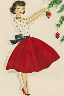 Vintage christmas cards december 18 2013 holidays vintage pinspiration