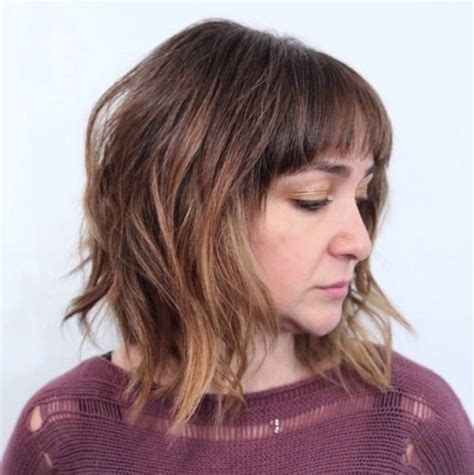Bob Hairstyles With Bangs And Layers by 50 Bob Haircuts And Hairstyles With Bangs