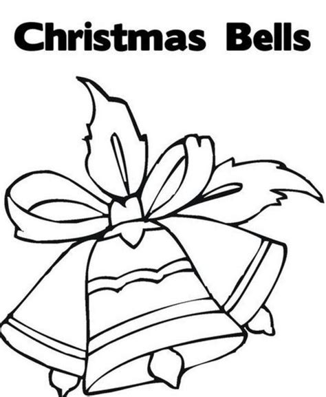 free coloring pages of christmas bells 178 best coloring bells images on pinterest coloring
