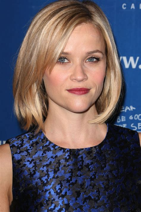 bob hairstyles marie claire bob hairstyles reese witherspoon page 44 hair
