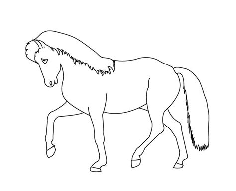 horse coloring pages preschool 19 best horse coloring pages images on pinterest