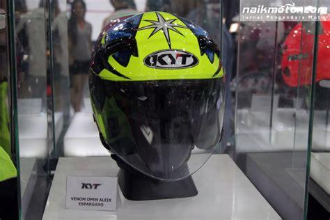 Helm Kyt Tahun 2018 Daftar Harga Helm Baru Kyt Ink Dan Mds Di Jakarta Fair 2016