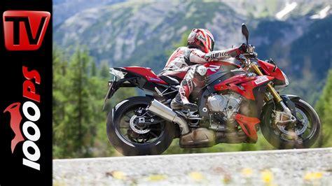Bmw Motorrad Navigator 4 Test by Video Bmw S 1000 R Test 2014 Test In Den Alpen