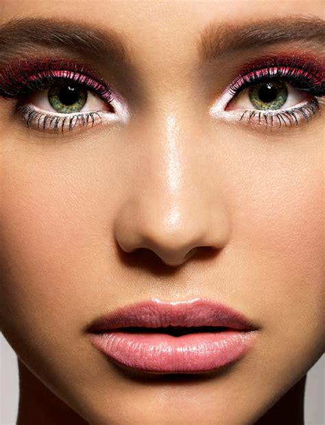 Inner White le maquillage yeux verts beaut 233 en 40 id 233 es