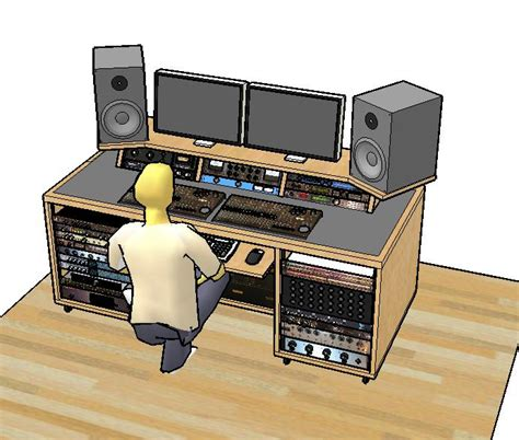 Anyone Use Studio Rta Furniture The Gear Page Recording Studio Desk