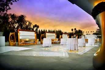indoor outdoor wedding venues in los angeles the best beverly wedding venues officiant