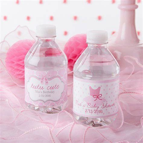 Water Themed Baby Shower by Personalized Baby Shower Water Bottle Labels Themed Baby Shower Water Bottle Labels