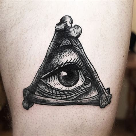 all seeing eye tattoo design 40 ultimate eye designs
