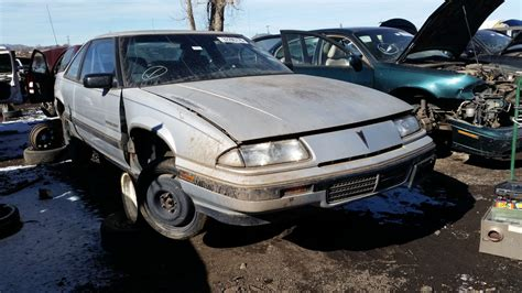 transmission control 1989 pontiac grand am electronic valve timing 1989 pontiac grand prix coupe with rare manual option junkyard find