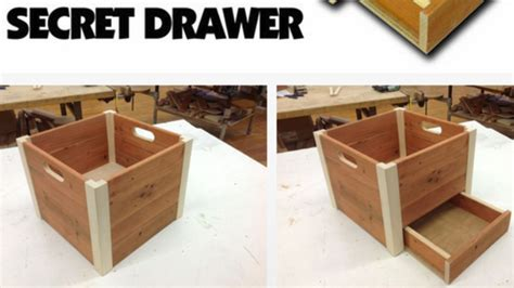 build false bottom drawer hide your valuables in plain sight with this diy false