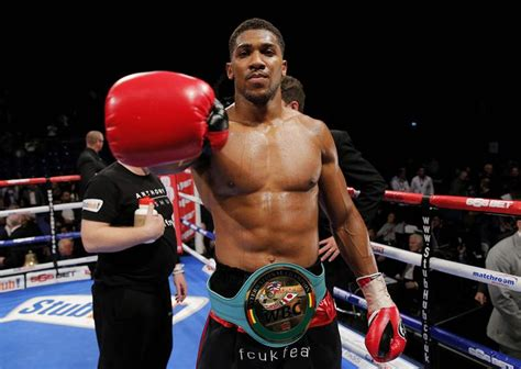 penes grandes en boxer news of the worlds anthony joshua set to fight in birmingham on may 9
