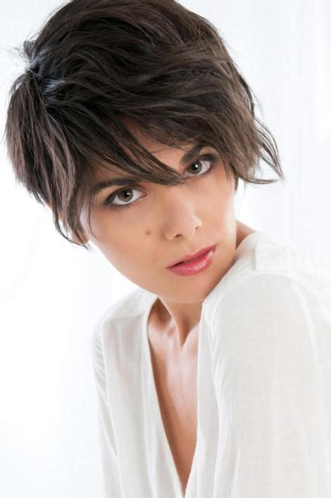 short shaggy hairstyles for fine hair 2013 short shag