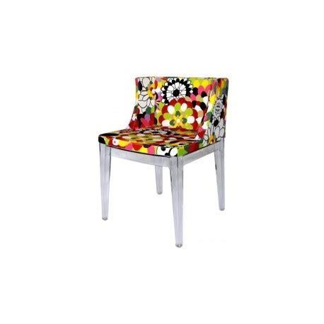 chaise mademoiselle chaise design mademoiselle missoni par kartell design