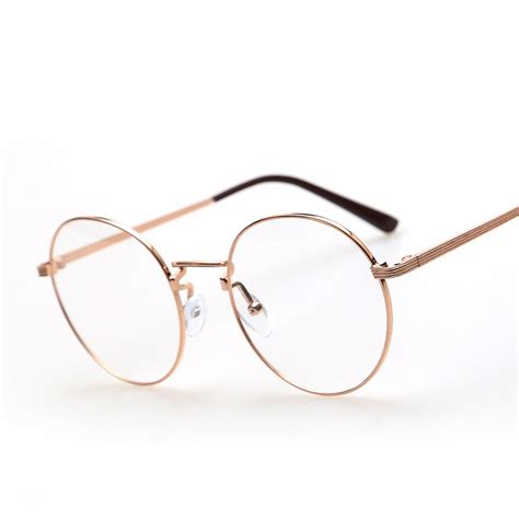 popular gold rimmed eyeglasses buy cheap gold rimmed