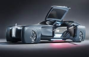 Carro Roll Royce Rolls Royce Vision Next 100 Concept Revealed