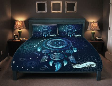 dreamcatcher bedding dream catcher bedding duvet cover set 0r comforter