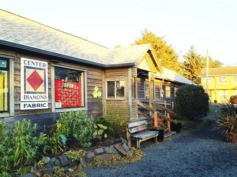 center diamond quilt shop cannon beach oregon