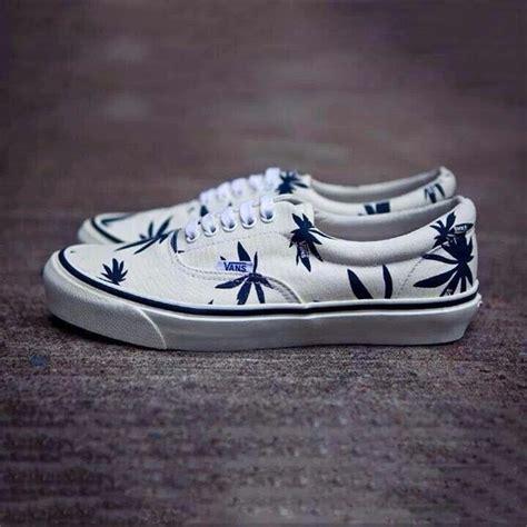 weed pattern vans shoes weed shoes vans wheretoget