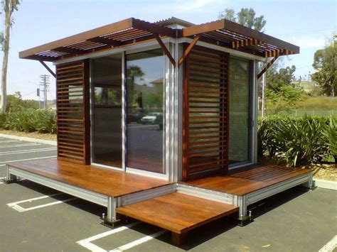Interior Louvered Doors Home Depot tiny kithaus prefab moves beyond housing to serve as a
