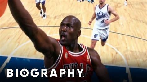 michael jordan biography report michael jordan basketball player mini bio bio youtube