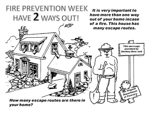 Prevention Week Coloring Pages 16 fresh safety coloring pages gekimoe 16477