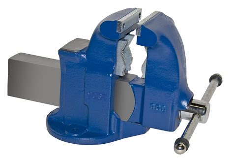 pipe bench vise yost vises 133c 5 quot heavy duty combination pipe bench