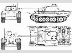 Blueprints > Tanks > WW2 Tanks (Germany, 2) > Sd.Kfz. 171 ... Ww2 Sherman Tanks For Sale