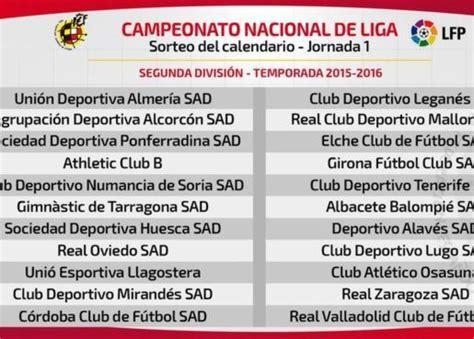 Calendã Chions League 2017 Sorteo Calendario Liga Bbva 2016 17 Comparatusoftwarecom