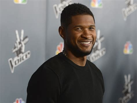 usher s usher s son hospitalized after pool accident cbs news