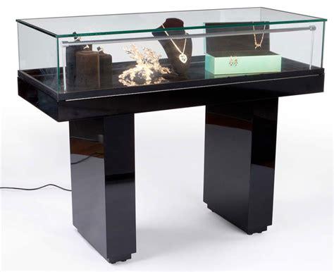 LED Museum Showcase   Back Lit LED Jewelry Display