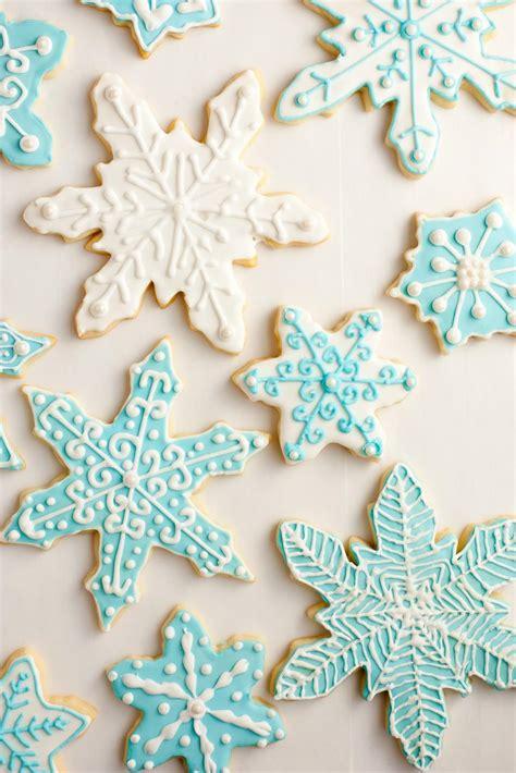 Link Precious Snowflake Cookies 2 by Iced Sugar Cookies Cooking