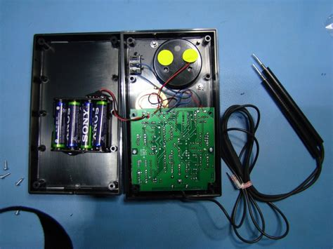 capacitor wizard esr tester a teardown of capasitor wizard esr meter a few pictures page 1