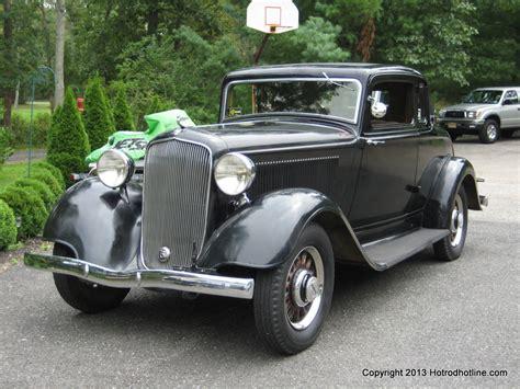 Build A 2 Car Garage 1933 plymouth pd coupe hotrod hotline