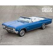 1966 Chevrolet Impala Ss427 Convertible Open