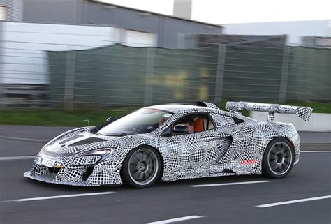 2019 Mclaren P15 by Mclaren P15 Mule 12 January 2018 Autogespot