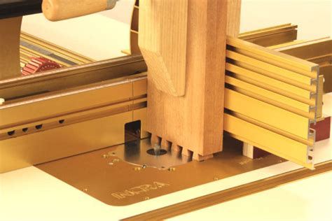 dovetail template master incra router table fence the components of this system