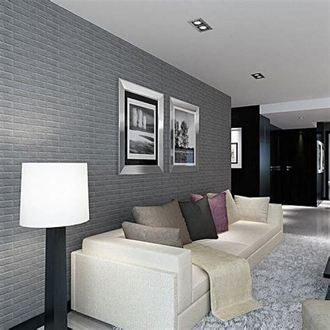 generic  pe foam  wallpaper diy wall stickers wall