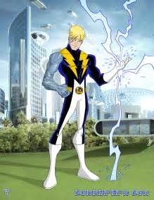 Lightning Lad Tejeda March 2013
