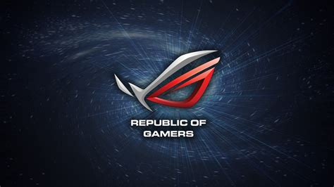 wallpaper asus republic of gamers hd asus republic of gamers wallpaper hd fond ecran hd laptops