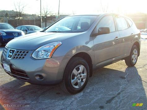 silver nissan rogue 2009 2009 silver ice nissan rogue s awd 5943309 gtcarlot com
