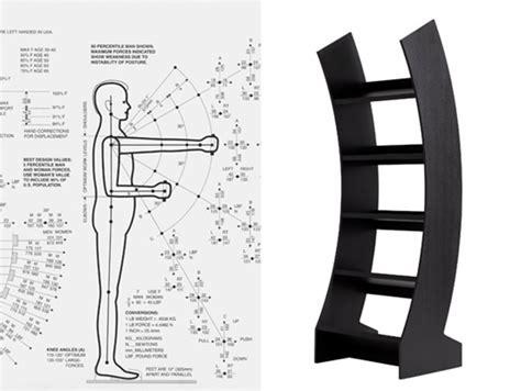 ergonomic design contemporary and ergonomic factor bookcases design ideas