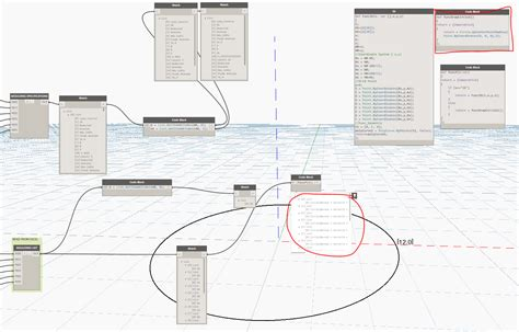 python excel and codeblocks designscript dynamo