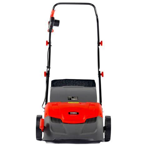 Garden Care Accessories Ltd Cobra 13 Electric 2 In 1 Scarifier Aerator Lawn