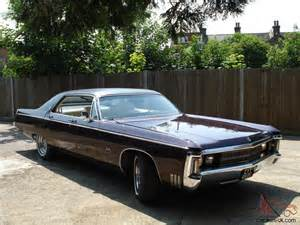 1969 Chrysler Imperial 1969 Chrysler Imperial