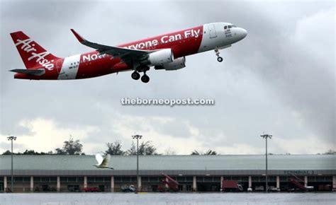 airasia terminal 2 airasia to stay put at kkia terminal 2 borneopost online