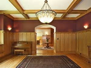 craftsman home interior woodwork finishes for the craftsman home arts crafts homes and the deepening pool
