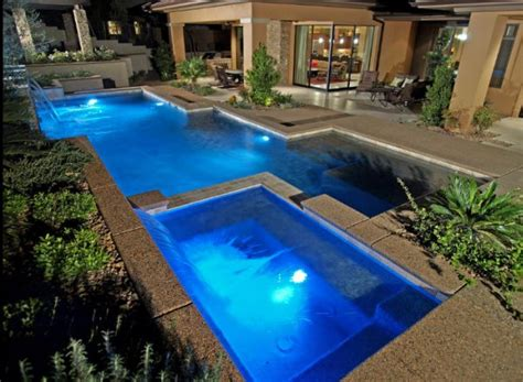 geometric pools a few things about pools styles and shapes